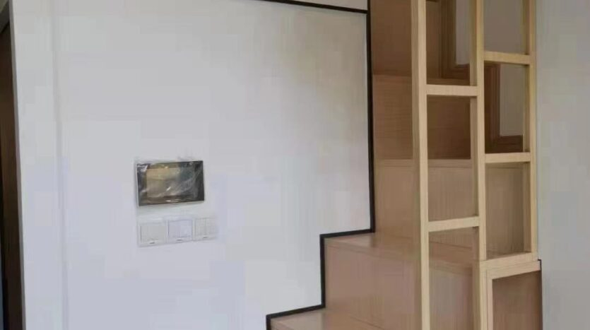 整租·宝安区西乡碧桂园凤凰智谷 精装复式一房一厅