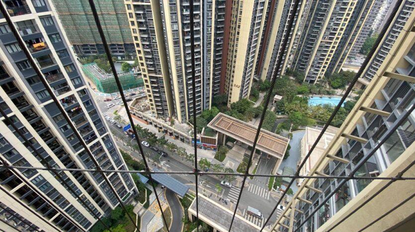 整租·龙华区星河传奇 超大四房两厅两卫 空房 高层看花园