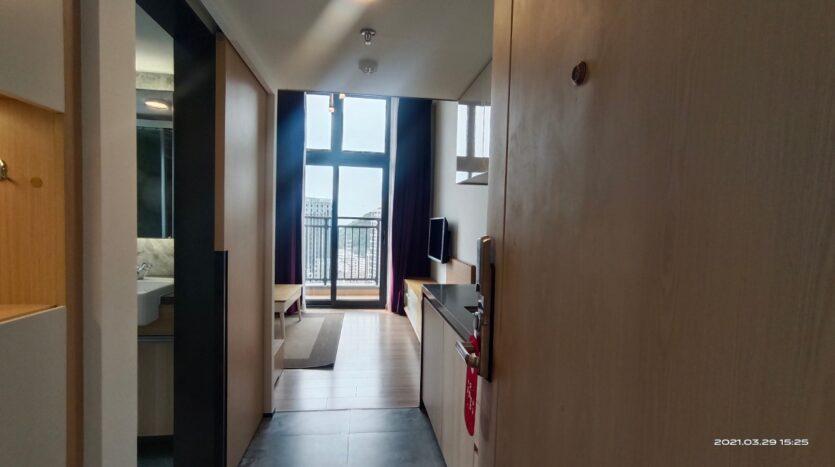 整租·碧桂园凤凰智谷 一房一厅 稀缺户型 端头位厕所带窗户
